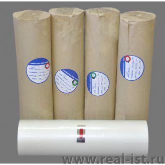 Пленка для одностороннего ламинирования, глянцевая, 25мкм, ширина 635, длина намотки 300, диаметр втулки 1