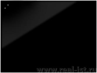 Доска настенная, Standart, 90х 120см, N090120 черный (070)