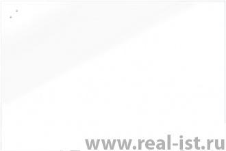 Доска настенная, Standart, 100х 200см, N100200 белый (010)