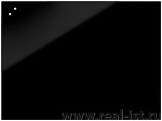 Доска настенная, Lux, 40х 60см, S040060 черный (070)