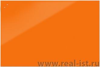 Доска настенная, Lux, 60х 90см, S060090 морковный (035)
