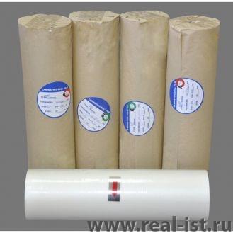 Пленка для одностороннего ламинирования, глянцевая, 27мкм, ширина 350, длина намотки 200, диаметр втулки 1