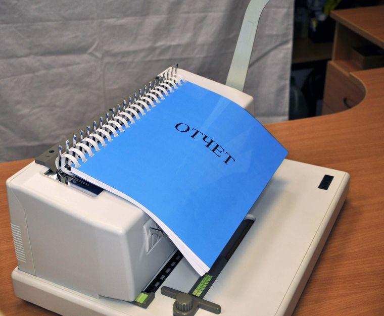 Как пользоваться переплетной машиной (брошюровщиком, брошюратором) на пластиковую пружину?